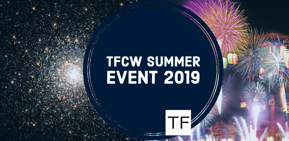 TFCW Summer EVENT 2019