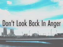 Don't Look Back In Anger / Oasis covered by 伍町太志