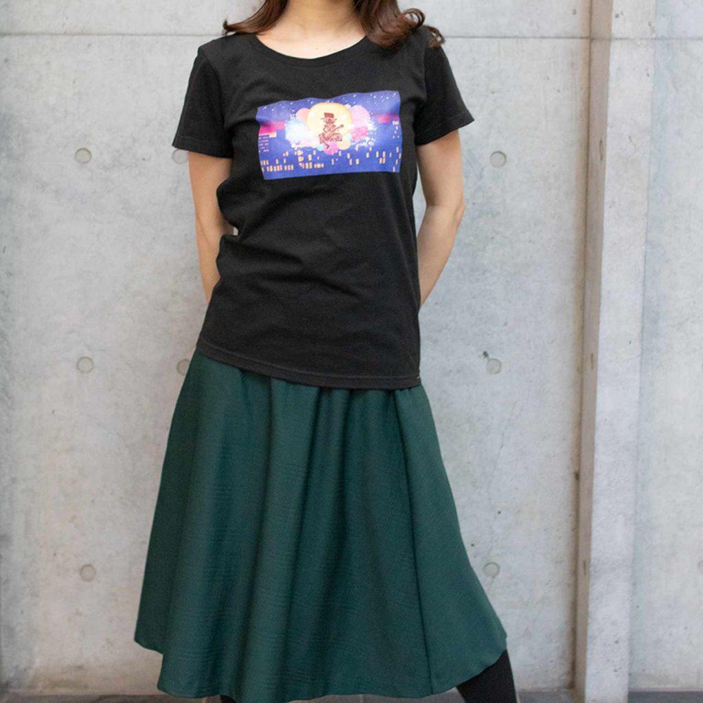 Tシャツ(BAR柄)